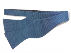 Selbstbinder blau kariert kaufen