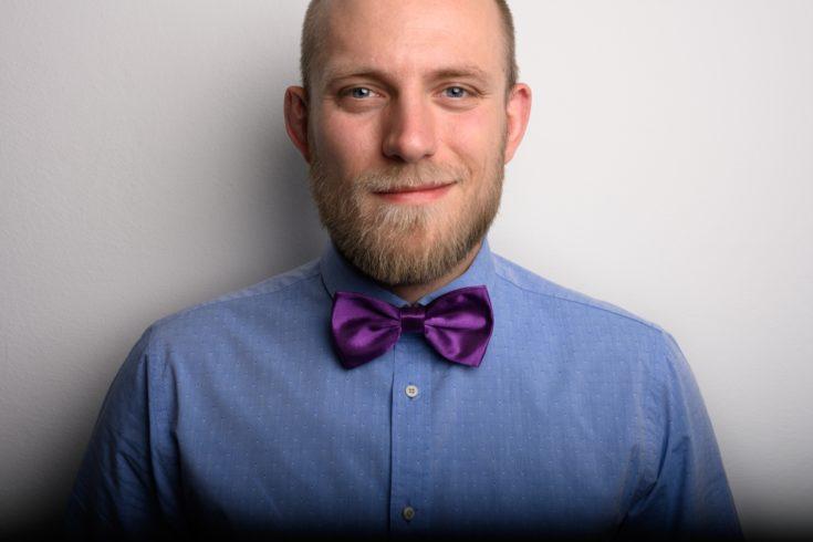 Der Gründer Joel Burghardt